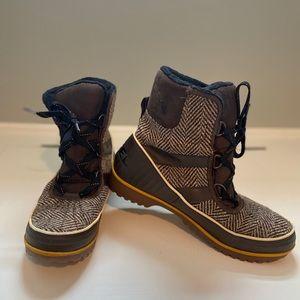 Sorel Tweed Snow Boots